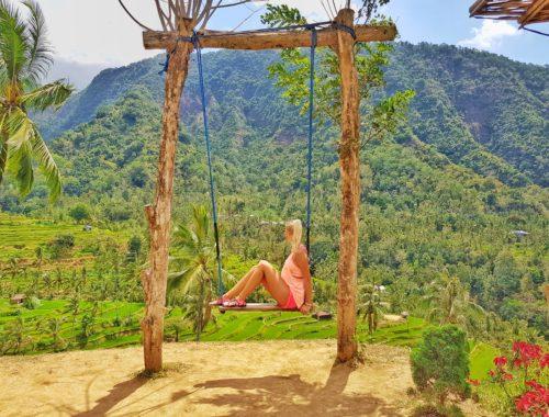 Bali, Reisefelder