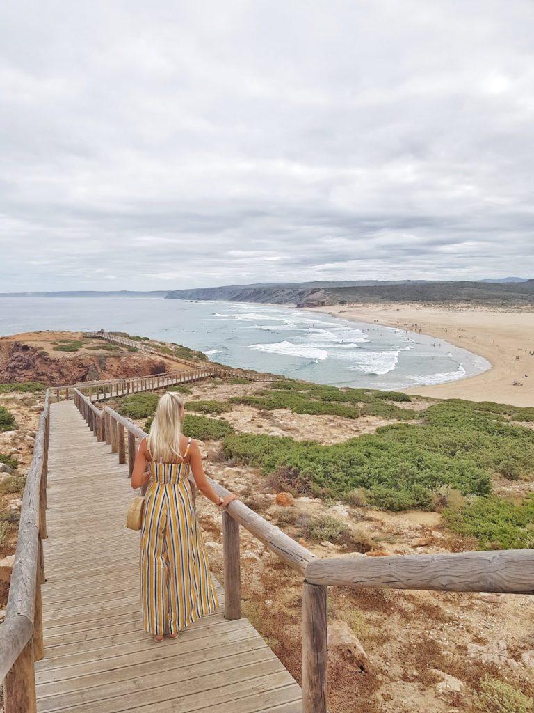 Portugal, Algarve, Strand, Westküste, Praia da Bordeira