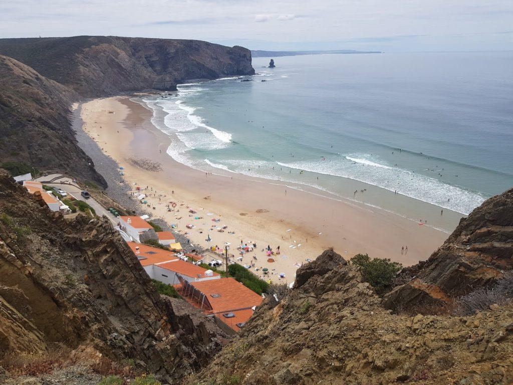 Portugal, Algarve, Strand, Westküste, Praia da Arrifana