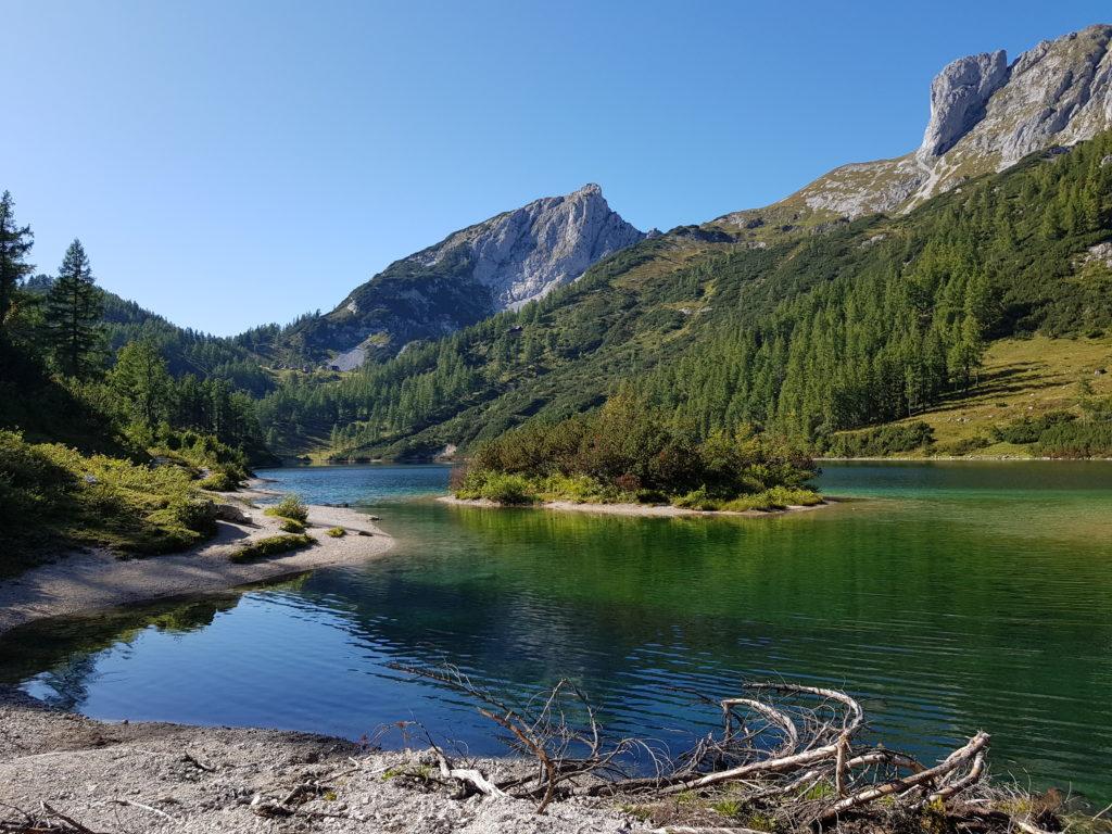 Tauplitzalm, Salzkammergut, Steiermark, Österreich