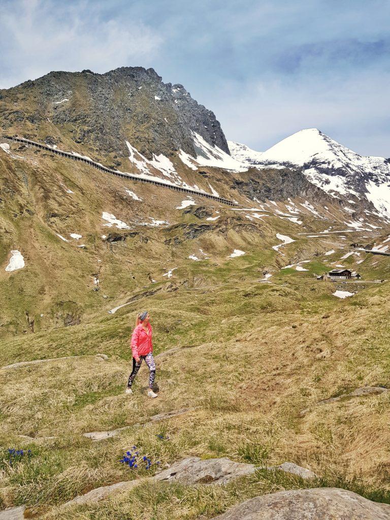 Zell am See Kaprun, Salzburg, Österreich, Berge, Großglockner Hochalpenstraße