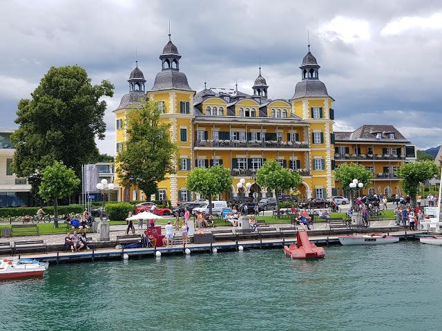 Velden am Wörthersee, Schlosshotel Velden, Kärnten, Österreich