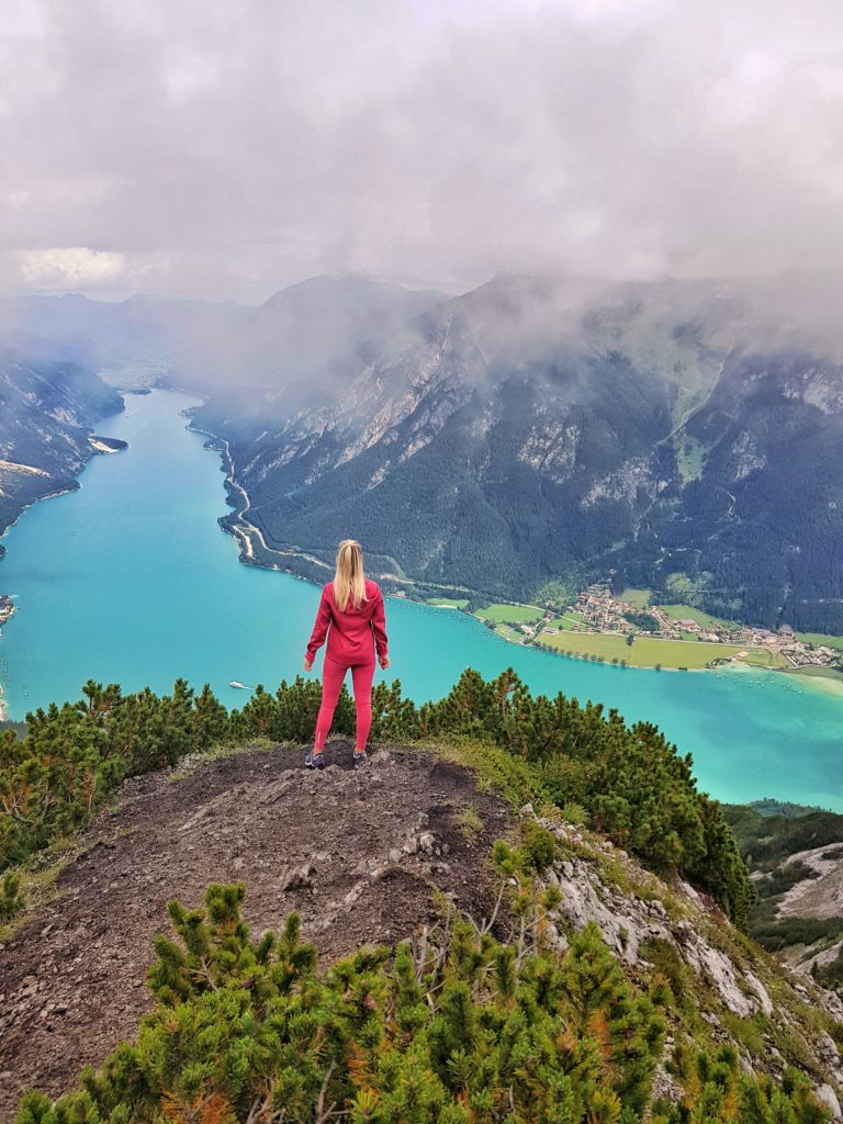 Achensee, Karwendel, Berge, Tirol, Pertisau, Wandern