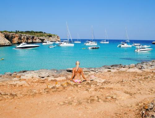 Mallorca, Balearen, Spanien, Cala Varques