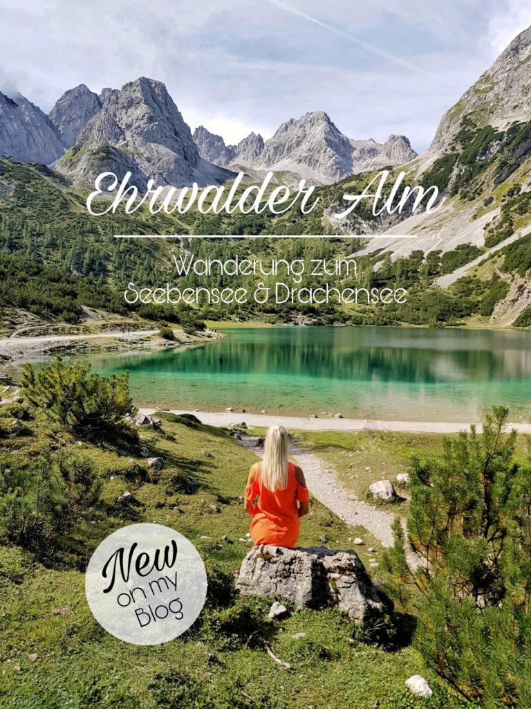 Ehrwalder Alm, Tirol, Österreich, Seebensee, Drachensee, Ehrwald, Wanderung