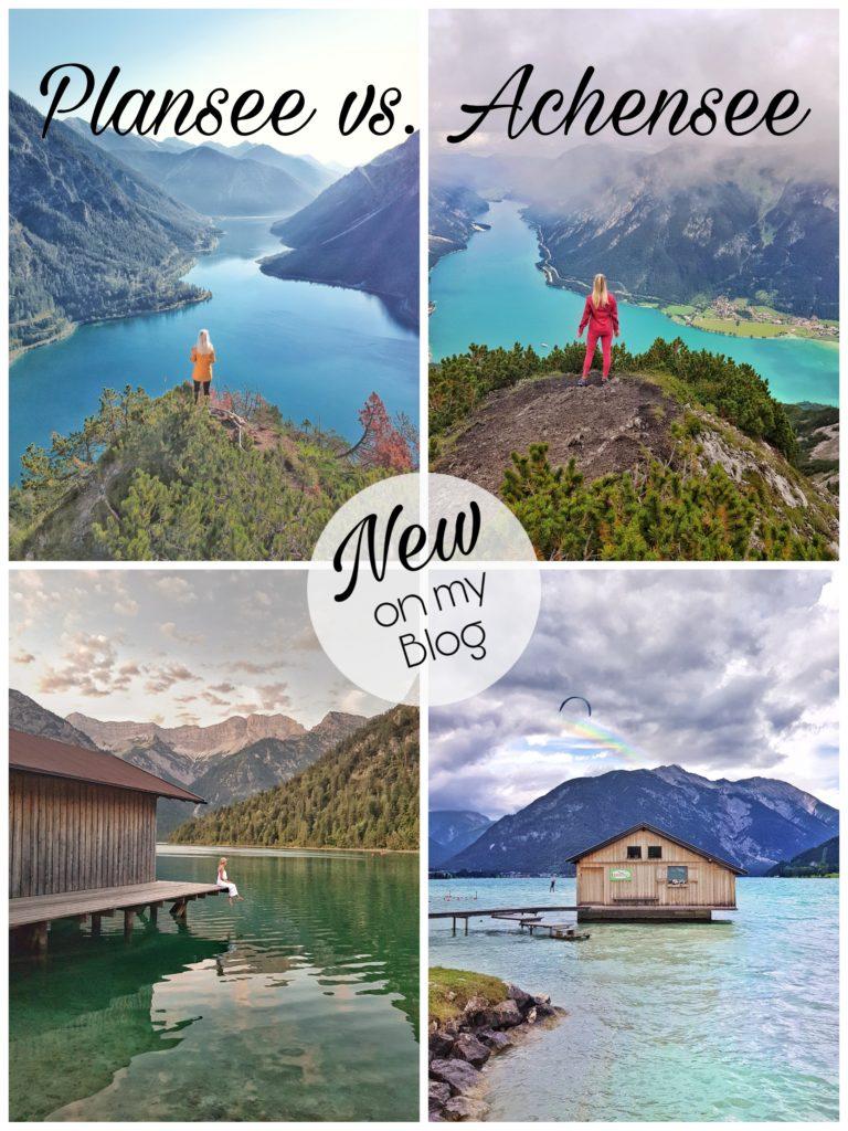 Plansee, Achensee, Tirol, Wandern, Österreich